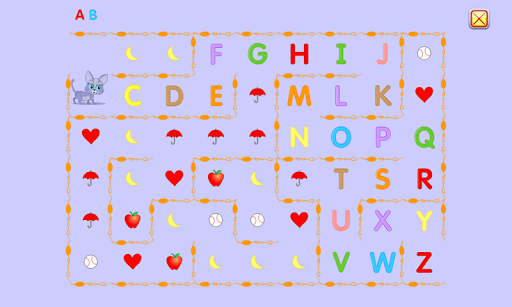 Starfall ABCs screenshot