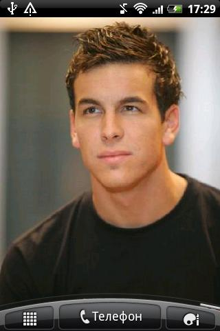 Mario Casas Live Wallpaper - screenshot