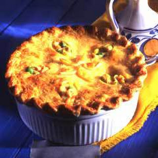Simply Perfect Pot Pie.