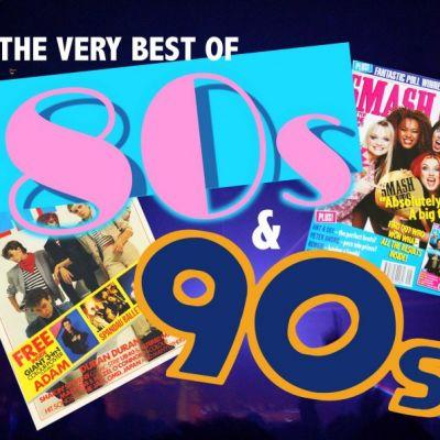 Best of 80's and 90's-Vol1