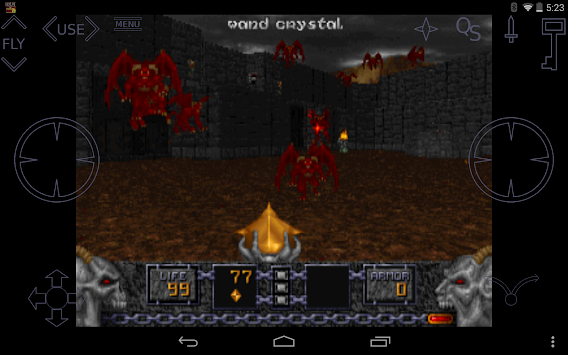Heretic by Eltechs apk screenshot