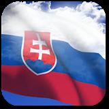 3D Slovakia Flag mod