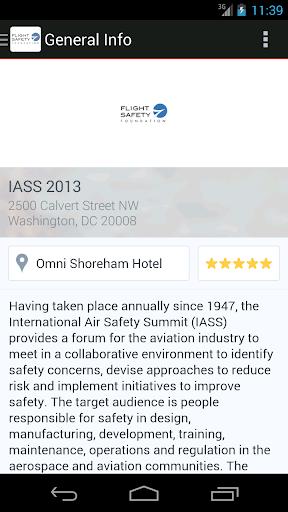 【免費旅遊App】Flight Safety Foundation-APP點子