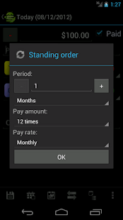 MoneyDroid Pro - screenshot thumbnail