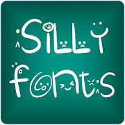 App Silly fonts for FlipFont free APK for Windows Phone