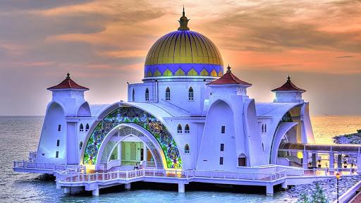 世界のモスク:ジグソーパズル