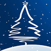 Blue Xmas Live Wallpaper