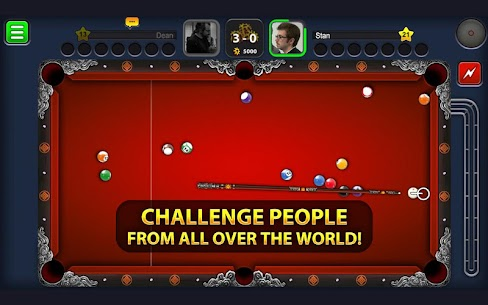 8 Ball Pool MOD 3.13.6 (Extended Stick Guideline) Apk 2