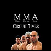 MMA Circuit Timer