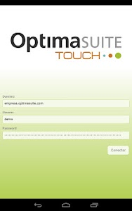 OptimaSUITE TOUCH screenshot 10