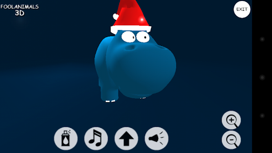 Fool Animals 3d - XmasHippo - screenshot thumbnail