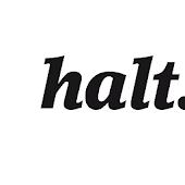 halt. – Das Wertemagazin