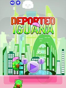 Deported Iguana- screenshot thumbnail