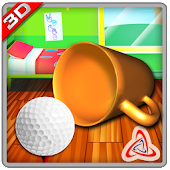 Indoor Room Golf 3D