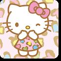 HELLO KITTY Theme128 icon
