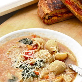 A rustic Tuscan-style Sausage Soup