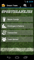Screenshot of Sports Drinks