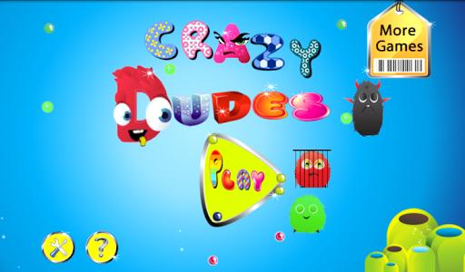 Crazy Dudes world