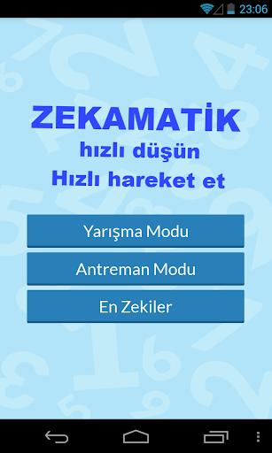 ZekaMatik Bilgi Yarışması