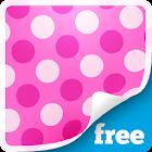 Polka Dots Live Wallpaper FREE icon