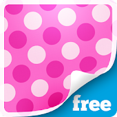 Polka Dots Live Wallpaper FREE