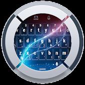 Galaxy War TouchPal Theme