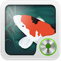 GO Locker Lucky Fishpond Theme logo