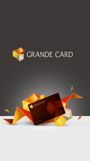 Grande Card