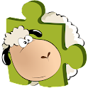 Sheep Heap Jigsaw Puzzle Lite icon