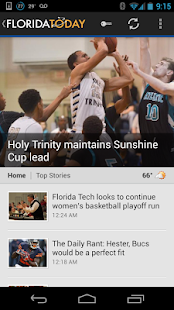 FLORIDA TODAY- screenshot thumbnail