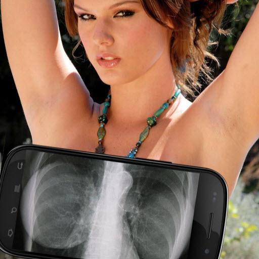 X-Ray Device Scanner Prank