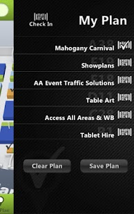 Showplanner - screenshot thumbnail