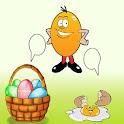 Egg Splash 3D Free Fall Catch icon