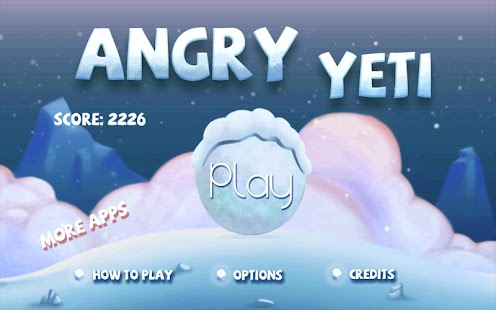 Angry Yeti- screenshot thumbnail