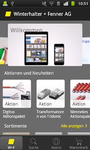 Winterhalter + Fenner AG- screenshot thumbnail
