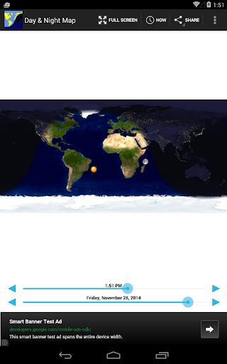 Day & Night Map  screenshots 7