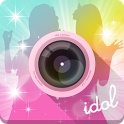 idol camera-akiba girl cosplay icon