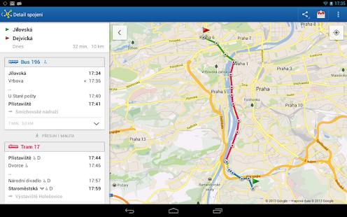 Offline Jízdní řády CG Transit Screenshot 31