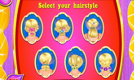 Game Braided hair spa salon APK for Windows Phone