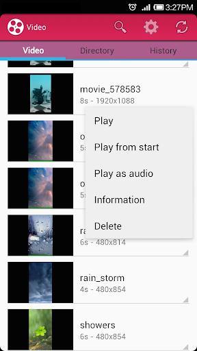 비디오 플레이어 라이트