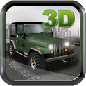 3D Jeep Venture Game icon