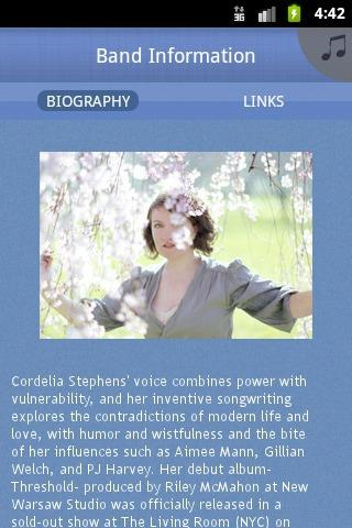 Cordelia Stephens - screenshot