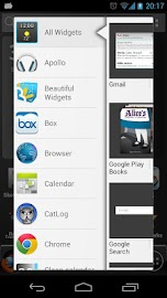 ADWLauncher EX Screenshot 3
