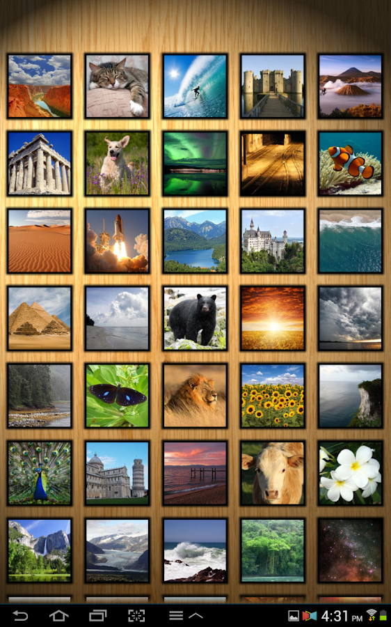 Jigsaw Puzzle - screenshot