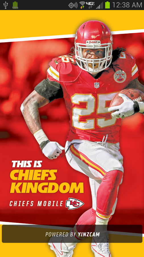 Chiefs Mobile - screenshot