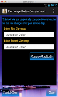 Nepali Currency Exchange Rates- screenshot thumbnail