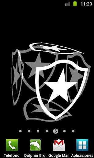3D Botafogo Fundo Animado