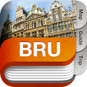 Brussels City Guide & Map