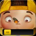 Cute Boy HD Go Locker Theme icon