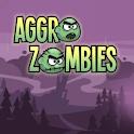 Aggro Zombies logo